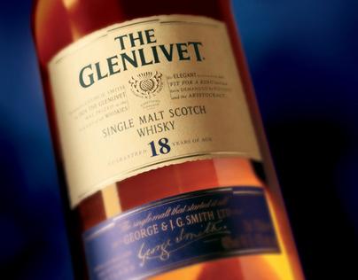 The Glenlivet broshure