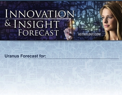 Innovation & Insight Forecast - ASTROLOGY.COM
