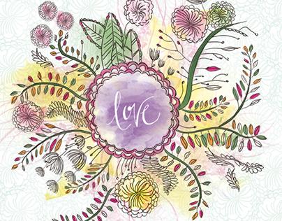 Illustration - Magic Love