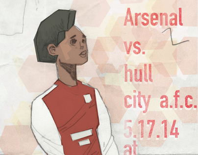 FA CUP POSTER