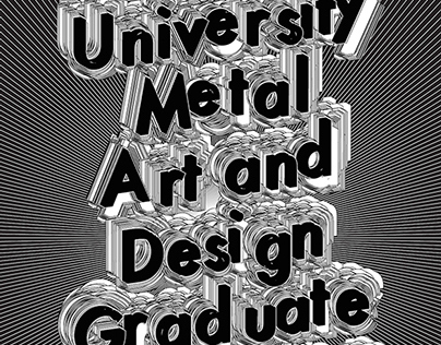 Hongik University Metal Art and Design Exhibitoin