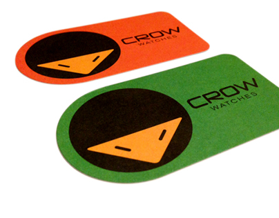 CROW - Business Cards
