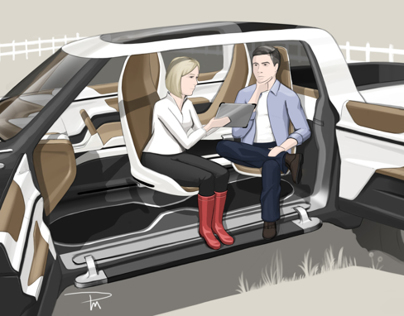 2030 Toyota Tundra Interior