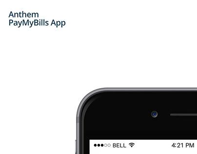 Anthem PayMyBills App