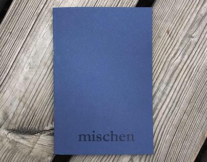mischen #2 | literary zine