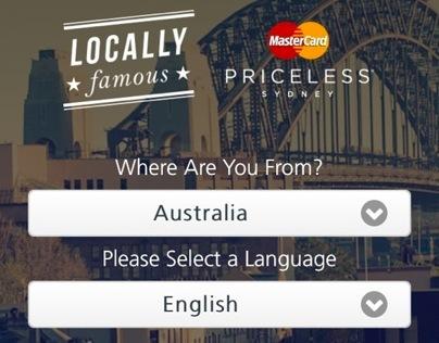 MasterCard Priceless Sdyney