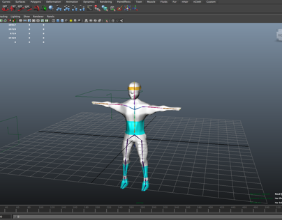 Character - Animation