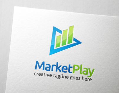 Marketing Statistic Logo