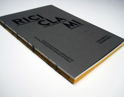 RICICLAMI - editorial project