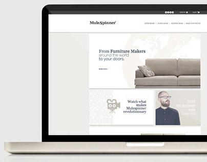 MuleSpinner Brand & Website