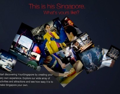 YourSingapore Launch Champaign (2010)