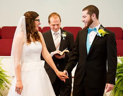 Rebecca & Michael's Wedding