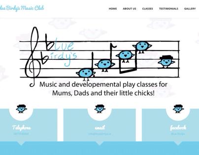 Blue Birdy's music club
