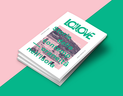 Lollove Magazine - Cover