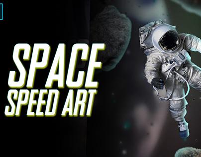 Space Speed Art