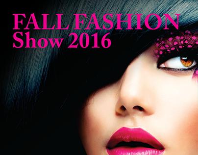 Portfolio Book Ver.02: Fall Fashion Show 2016