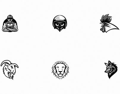 Mascot Logo Collection #1