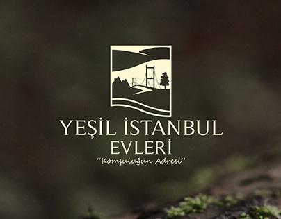 Yeşil İstanbul Evleri | Logo Design & Branding