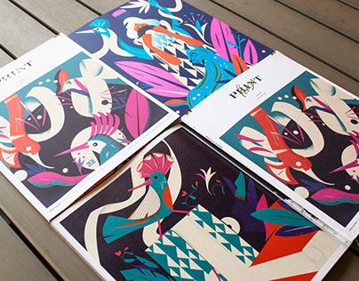 Printlovers #83 cover (Vinyl issue)