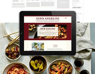 Gino Angelini Pasta Sauce