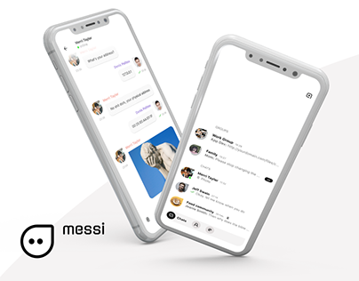 Messenger Mobile App