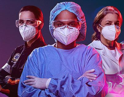 Campanha COFEN Semana da Enfermagem