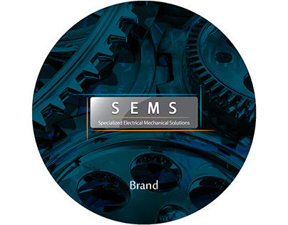 SEMS Logo & identity design