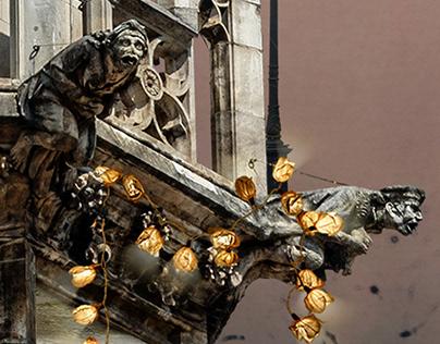 HIMMELSREISENDE / Munich 1