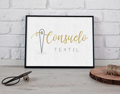 CONSUELO TEXTIL: Branding, e-commerce