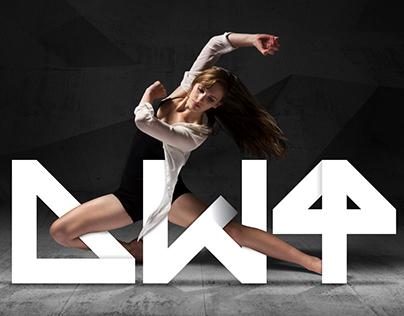 DWT Dance Studio - Brand identity