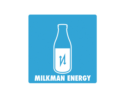 MilkMan Energy - Logo