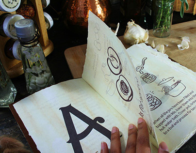 The Young Witch's Apothecary Guide