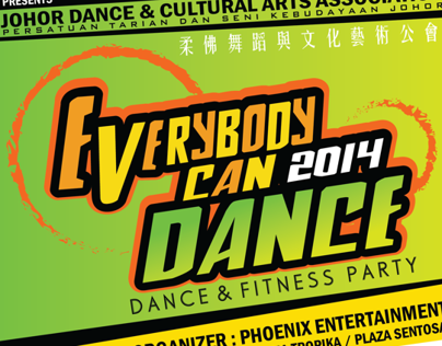 Everybody Can Dance 2014 (MY)