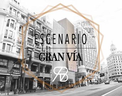 """CENTRO ARTES ESCÉNICAS """"STAGE GRAN VÍA"""" ,MADRID"""