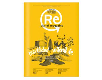 Re Planet Magazine #3