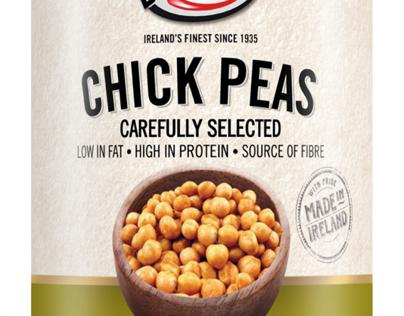 Beans Packaging Range