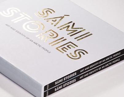 Sami Stories - Book