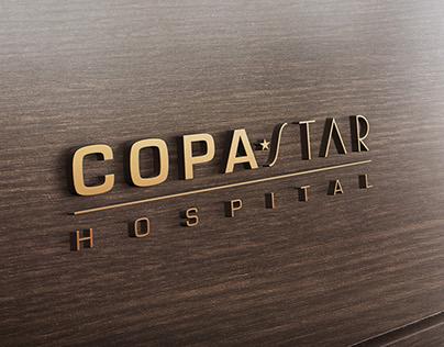 Hospital CopaStar - Sinalização