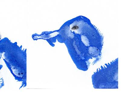 All about Blue_Installation (2004~2010)