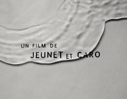 Film Title Sequence - Delicatessen