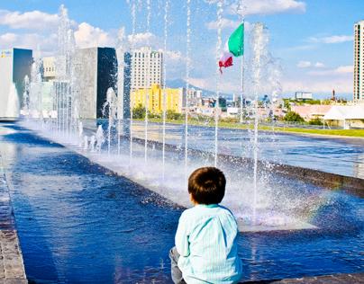 Fuentes Danzantes CIS Puebla #Proyecta