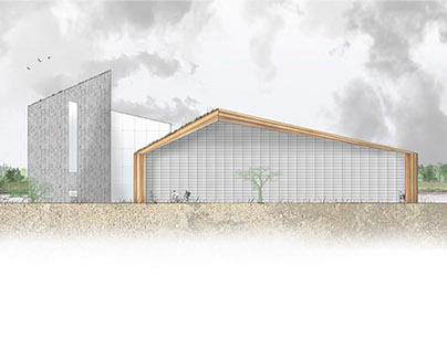 Regeneration - Glulam Innovation Centre - Building