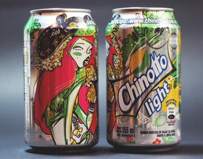 Custom Can - Chinotto/Coca-Cola