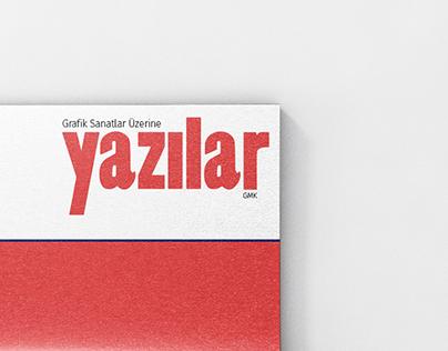 'Yazilar' / Font, Logo & Editorial Design