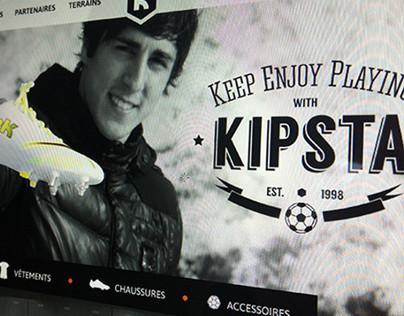 kipsta website (call to tender)