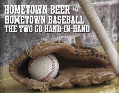 Hometown Beer & Hometown Baseball