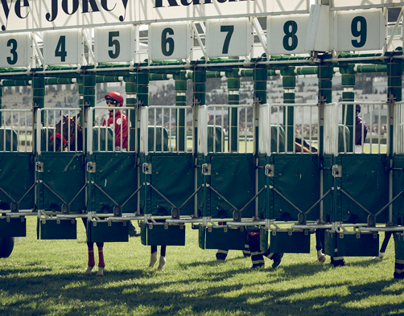 Istanbul Veliefendi Race Course 2014 Opening