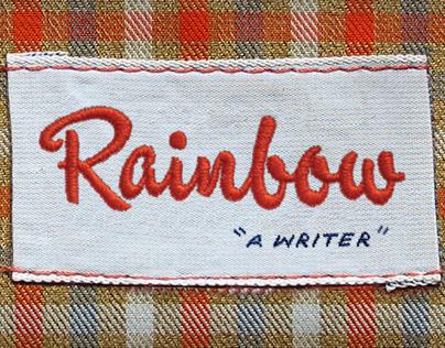 Rainbow Rowell Branding