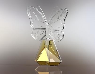 Elegant Perfume Design