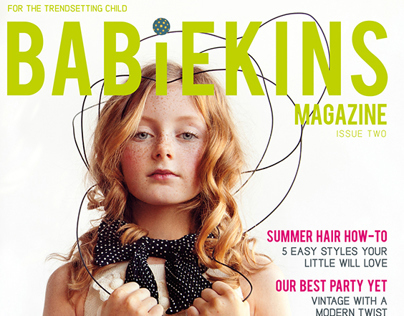 MAGAZINE: Babiekins Issue 2